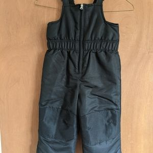 Toddler snow pants size 2t